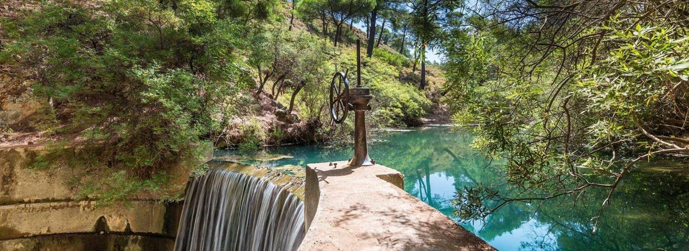 Rhodes Seven Springs