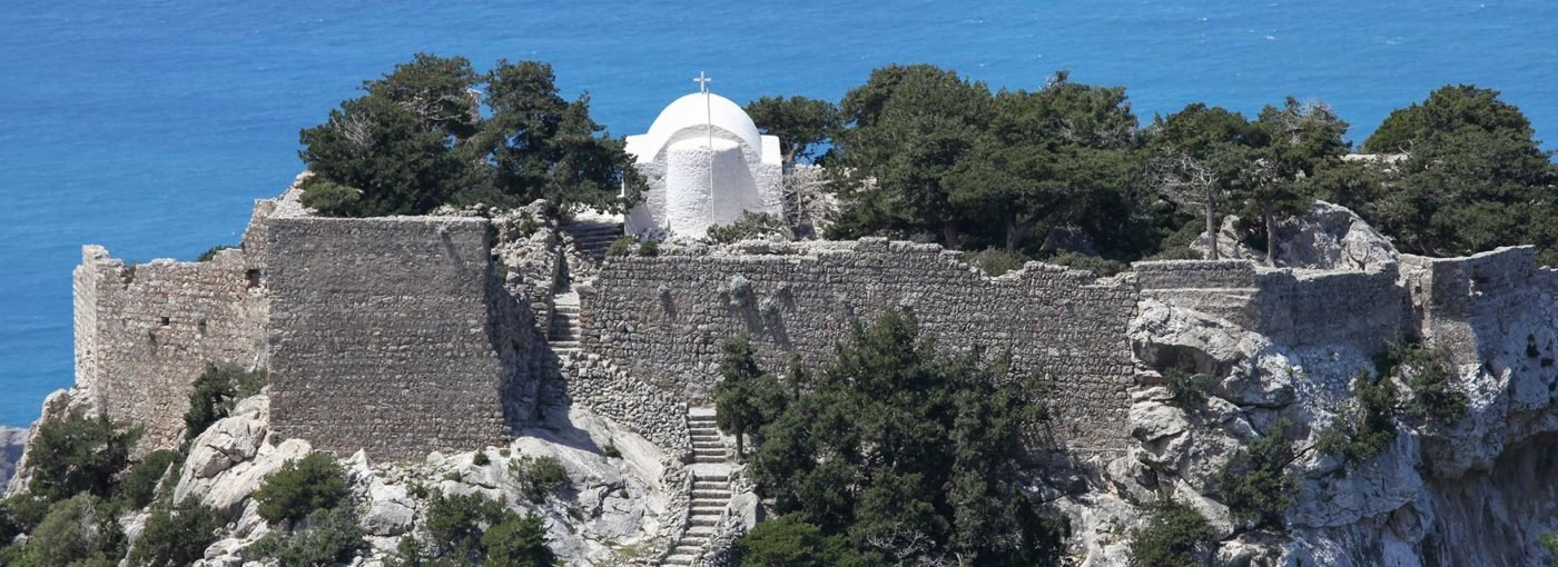 Rhodes Castle of Monolithos