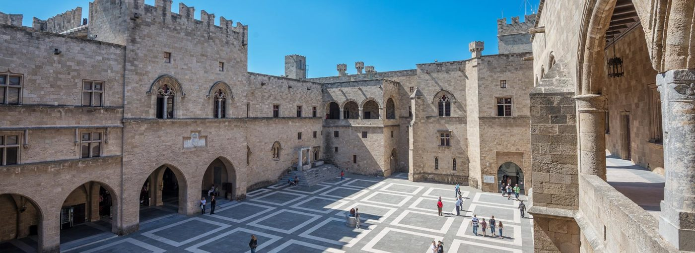 Rhodes Palace of the Grand Master